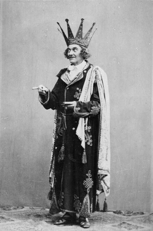 Nestroy, Johann von Klee, Hermann