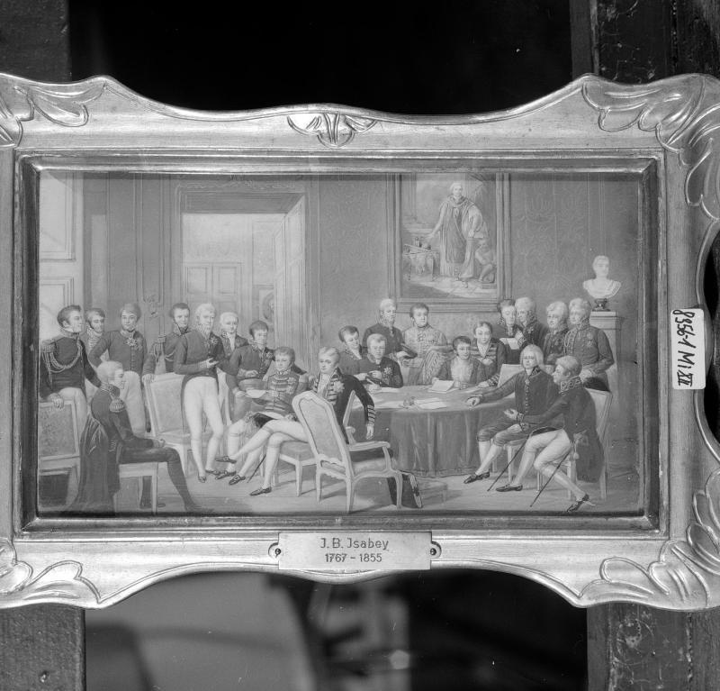 Wiener Kongress von Isabey, Jean Baptiste