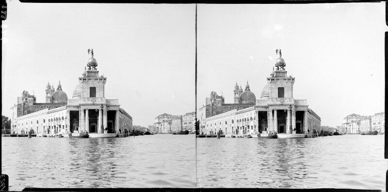 Ponte della Salute in Venedig
