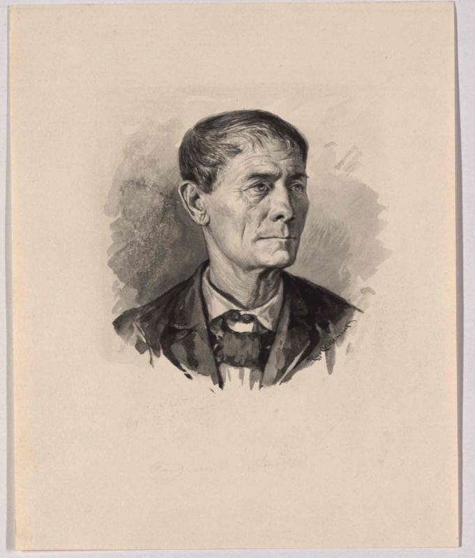 Typus eines Slowenen aus Istrien von Charlemont, Hugo