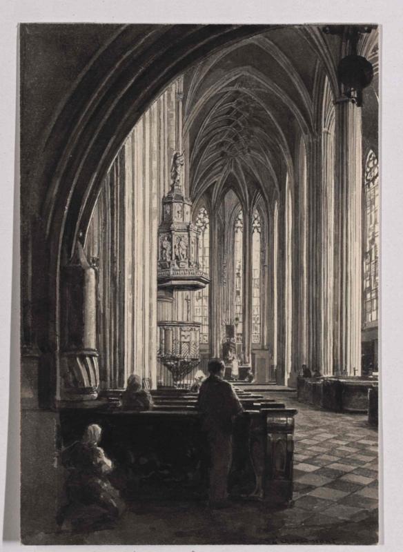 Jakobskirche in Brünn von Charlemont, Hugo