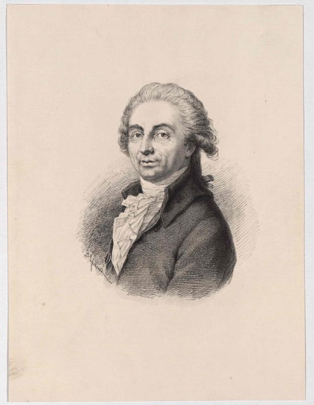 Josef von Sonnenfels von Frank, Gustav