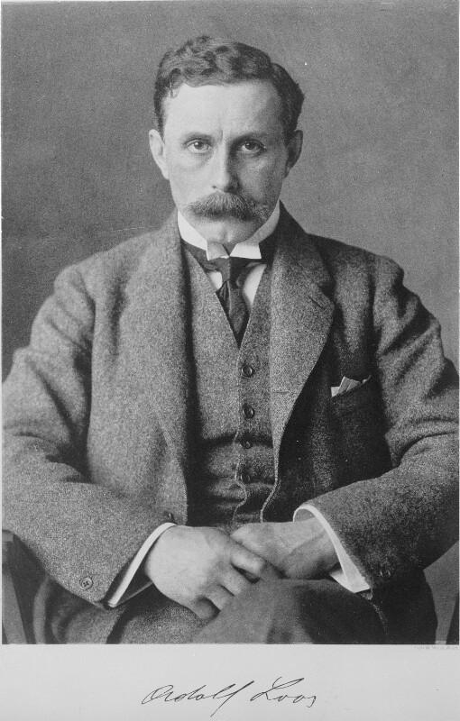 Adolf Loos von Weis, Wenzel
