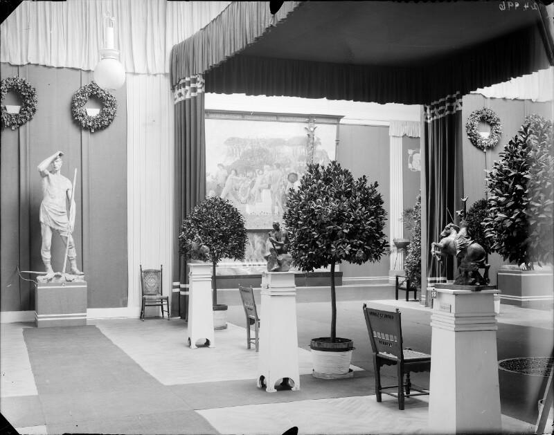 3. Ausstellung der Wiener Secession von Klinger, Max