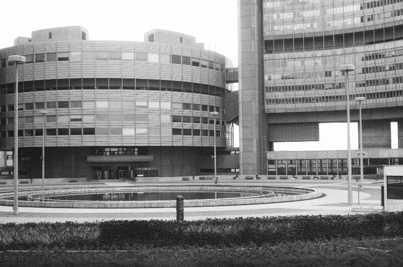 Vienna International Centre von Heydecker, Joe J.