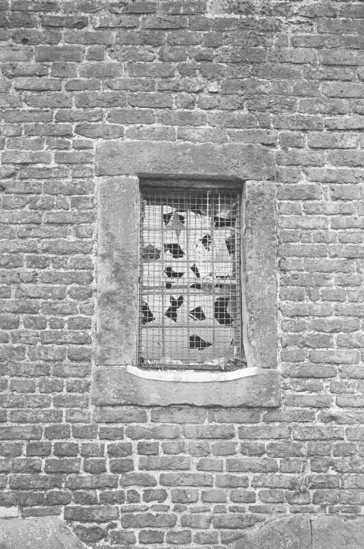Burg von Carlisle, Fassadedetail von Heydecker, Joe J.