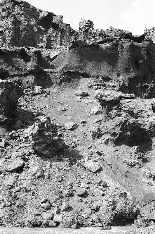 Felsenlandschaft von Heydecker, Joe J.