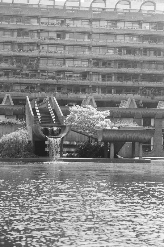 Barbican Centre von Heydecker, Joe J.