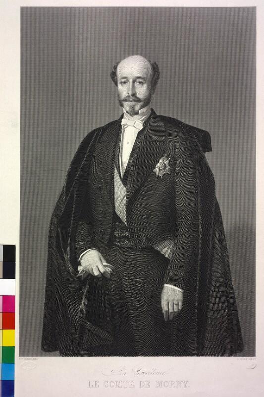Morny, Charles Herzog von von Franck, J.