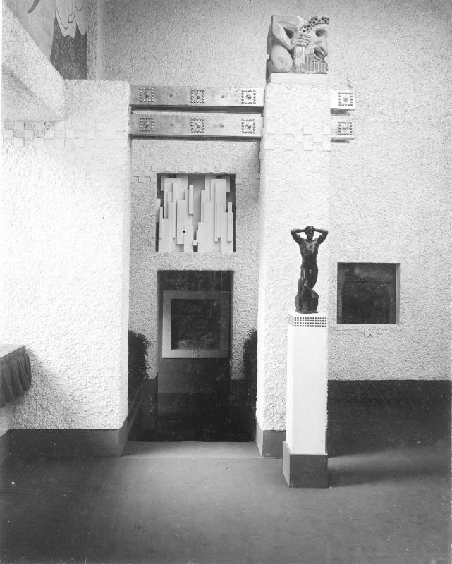 14. Ausstellung der Wiener Secession von Klinger, Max