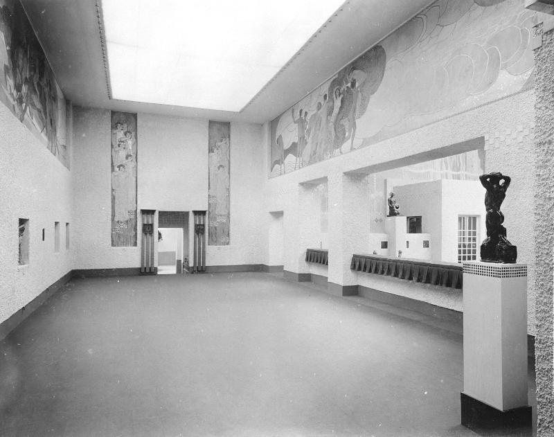 14. Ausstellung der Wiener Secession von Hoffmann, Josef