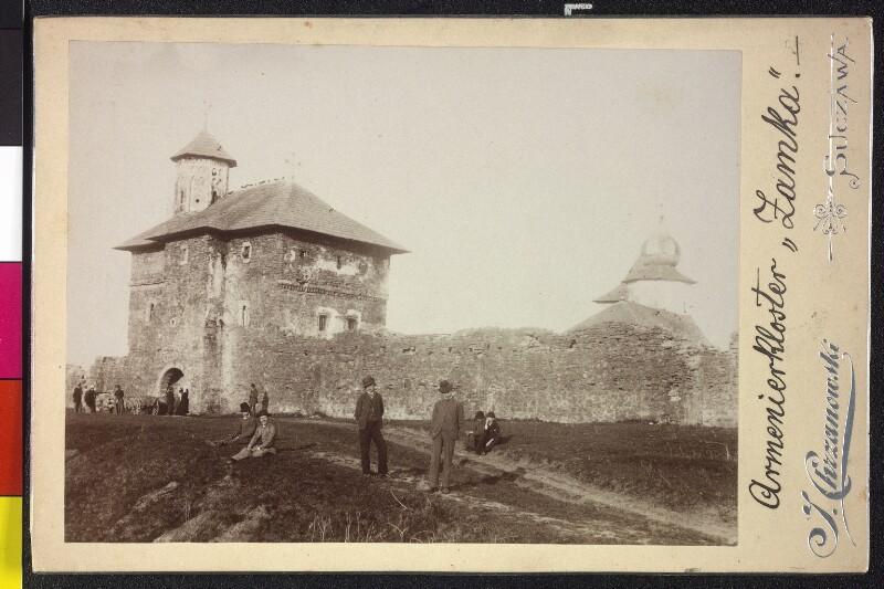 "Armenierkloster ""Zamka""  von Chrzanowski, J."