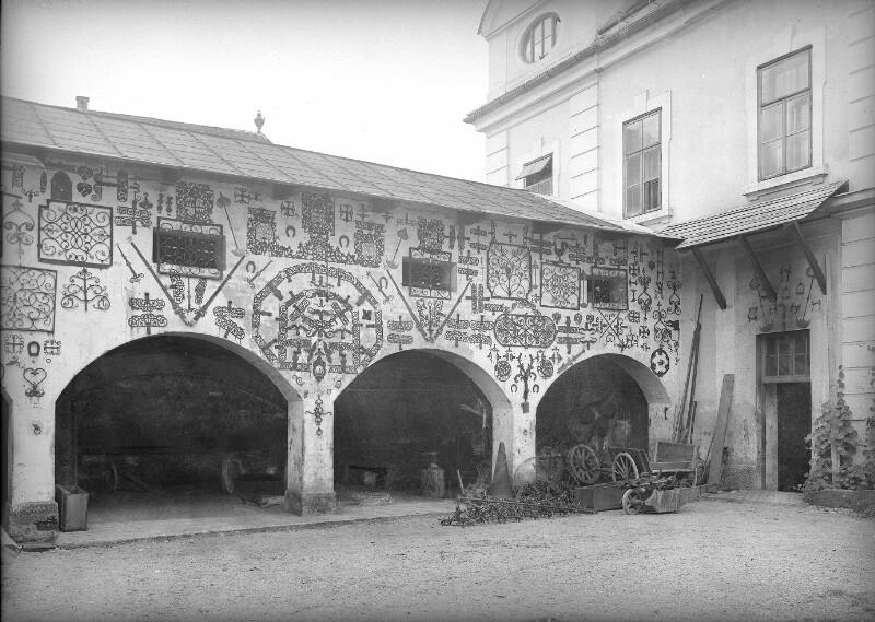 Admont, Alte Stiftsschmiede von Österreichische Lichtbildstelle