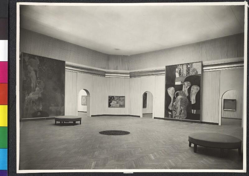 99. Ausstellung der Wiener Secession von Klimt, Gustav