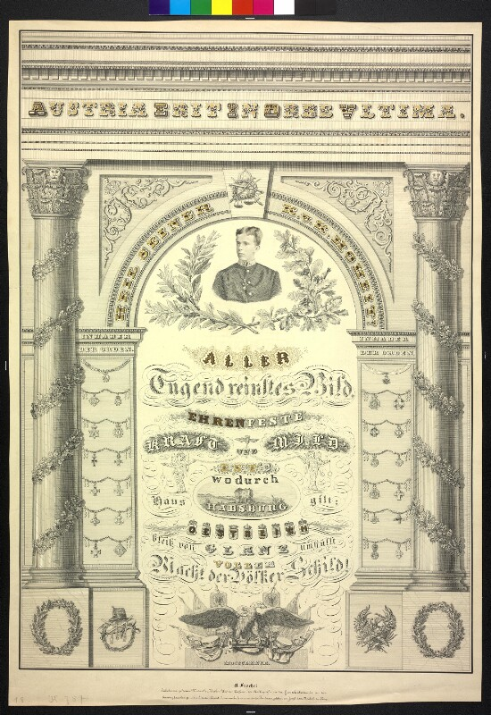 Rudolf, Kronprinz von Österreich von Fischel, Abraham