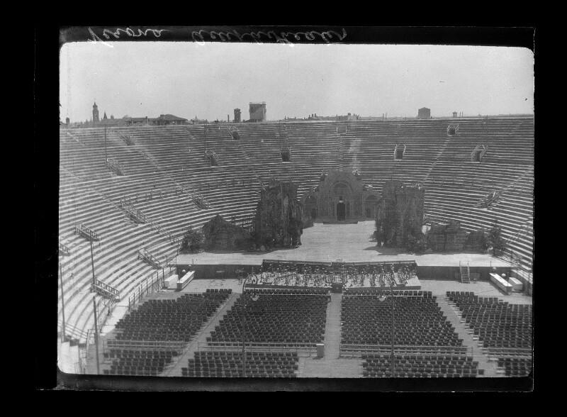 Amphitheater (Arena) in Verona