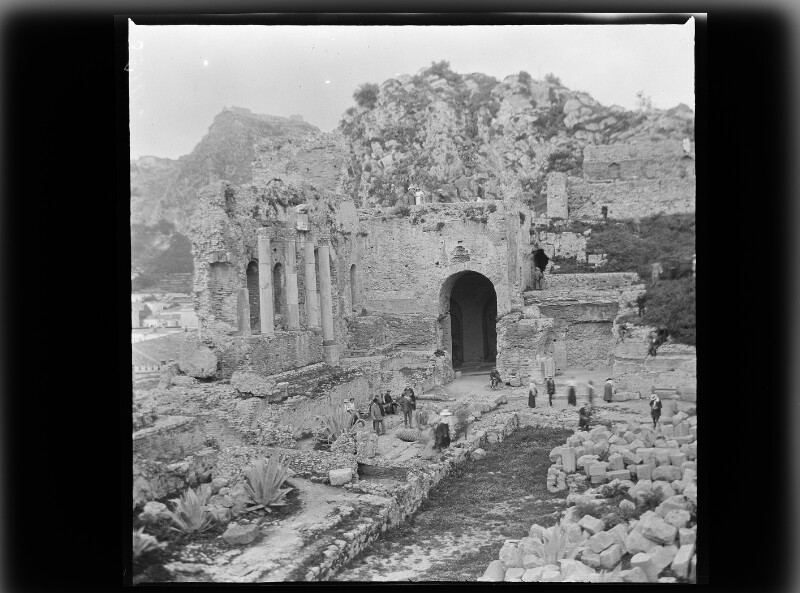 Das Antike Theater in Taormina