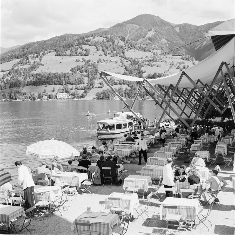 Zell am See von Hubmann, Franz