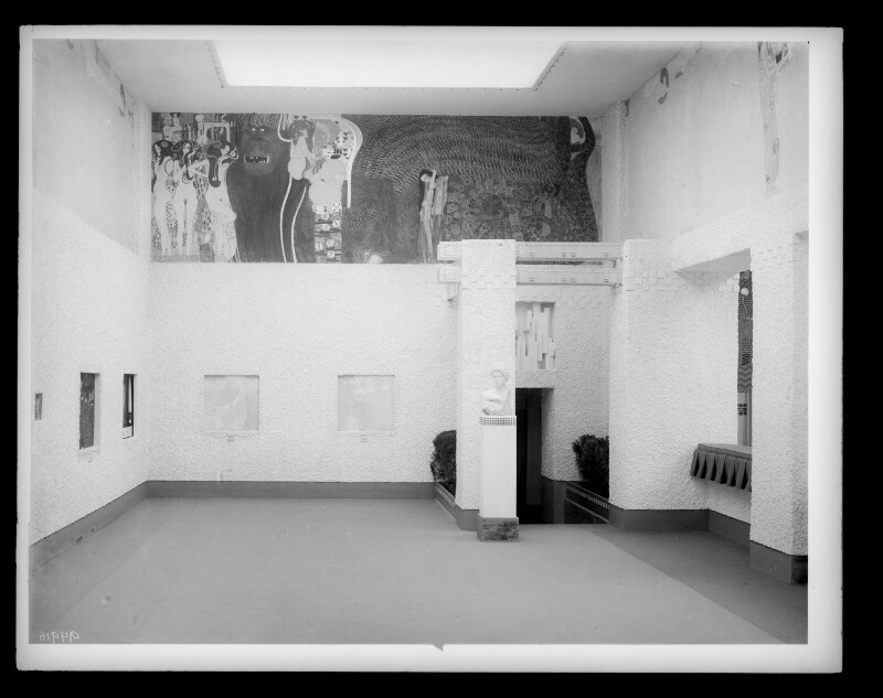 14. Ausstellung der Wiener Secession von Nähr, Moritz