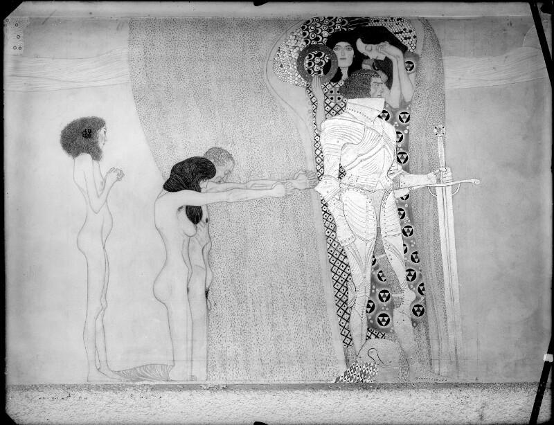 14. Ausstellung der Wiener Secession von Klimt, Gustav