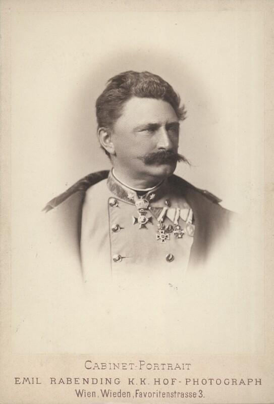 Latour-Thurmburg, Josef von von Rabending, Emil