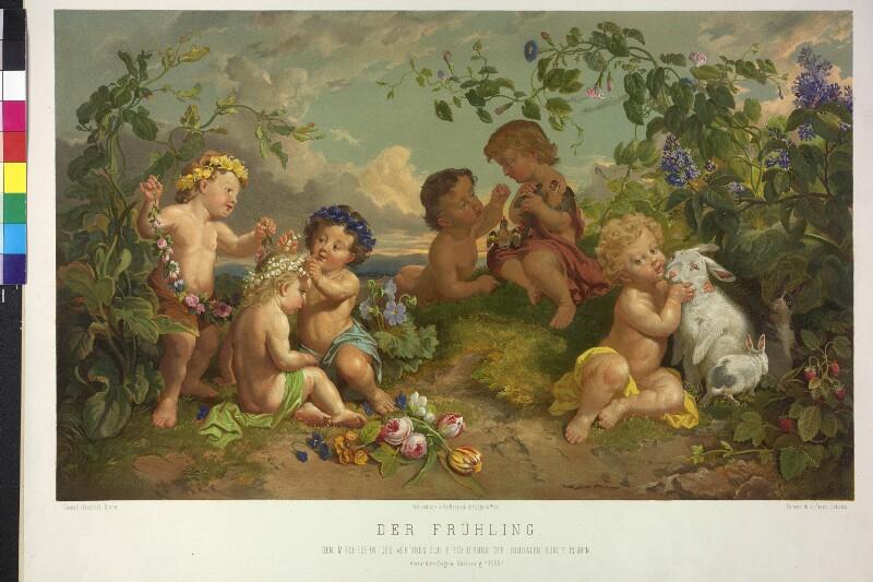 Der Frühling von Schams, Franz