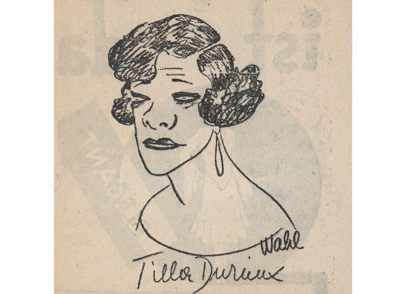 Durieux, Tilla