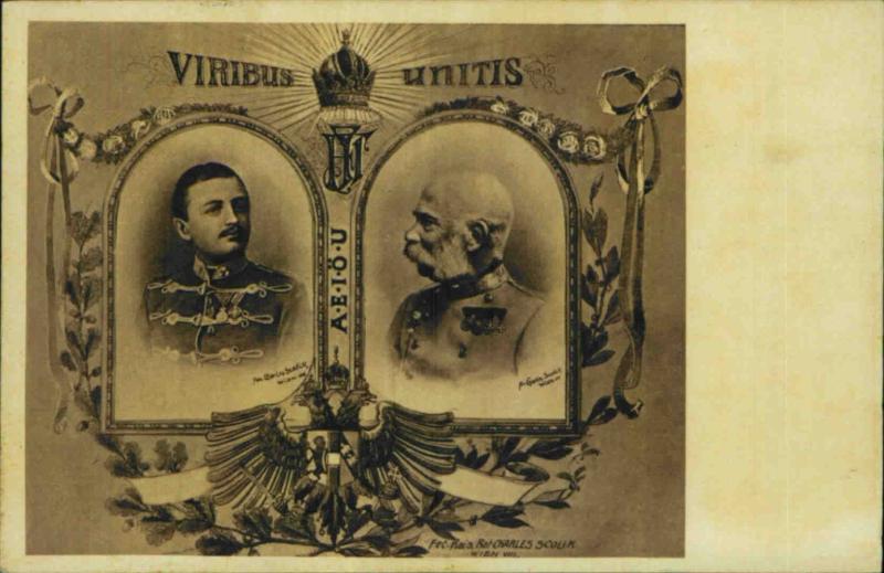Viribus Unitis (AEIÖU) von Scolik, Charles