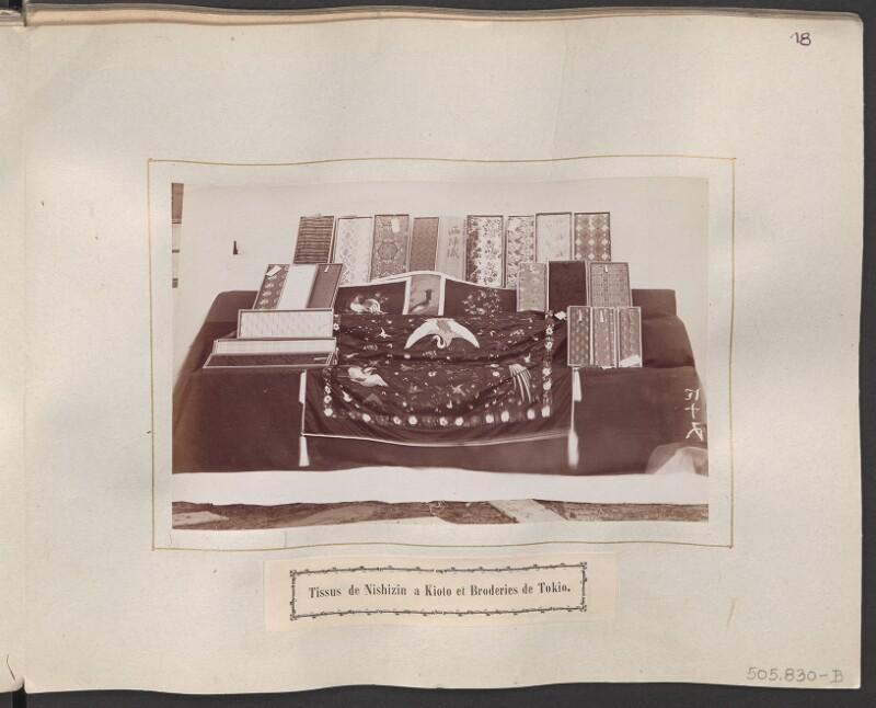 Tücher und Stickereien aus Japan von Moser, Michael