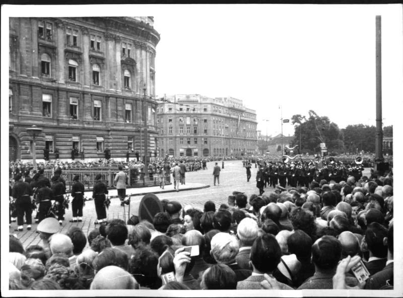 Letzte Sitzung des Alliierten Rates von Hilscher, Albert