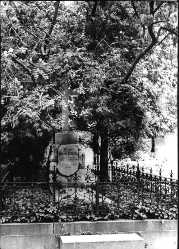 Grab der Mary Vetsera von Hilscher, Albert