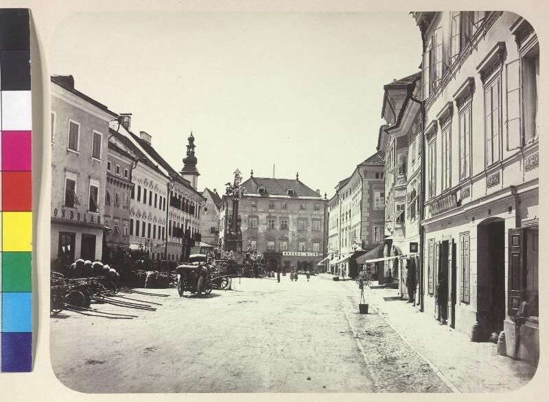 Oberer Alter Platz in Klagenfurt, Kärnten von Reiner, Johann