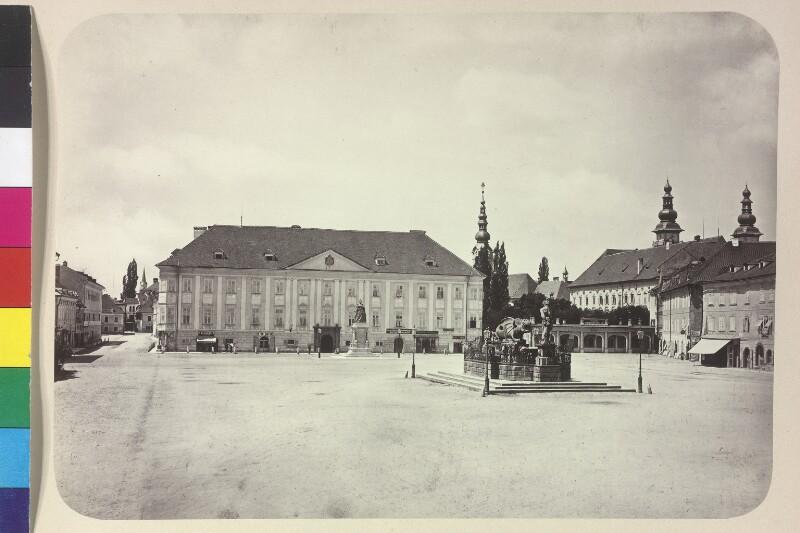 Neuer Platz in Klagenfurt, Kärnten von Reiner, Johann
