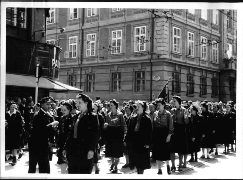 SPÖ-Frauentag von Blaha, Franz
