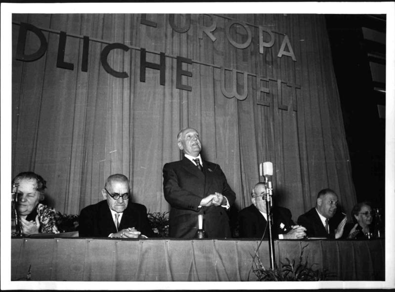 SPÖ-Parteitag von Blaha, Franz