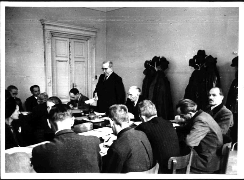 Parteivorstand der SPÖ Niederösterreich von Blaha, Franz