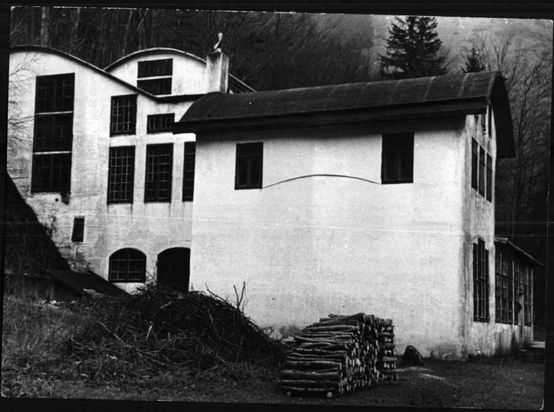 Wohnhaus von Mathias Zdarsky bei Lilienfeld von Blaha, Franz