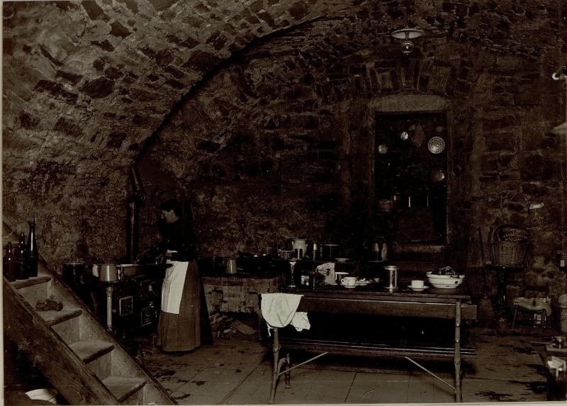 Kellerküche des Stadtmagistrates von Gorizia (Göru) | K.u.k. ...