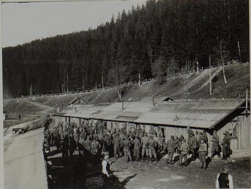 Russische Kriegsgefangene von K.u.k. Kriegspressequartier, Lichtbildstelle - Wien