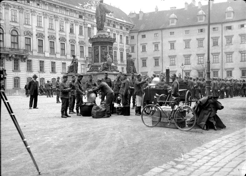 Demonstrationsverbot am Ersten Mai 1933