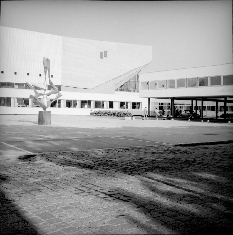 Wien 15, Stadthalle