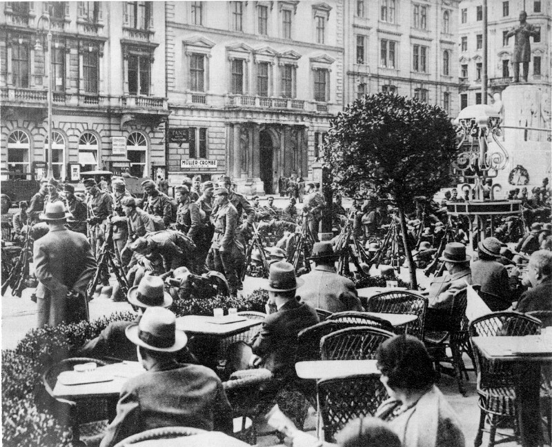 Demonstrationsverbot am Ersten Mai 1933 von Willinger, Wilhelm