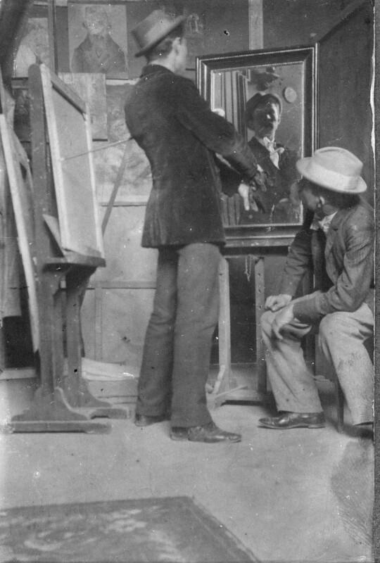 Kolo Moser und Josef Hoffmann