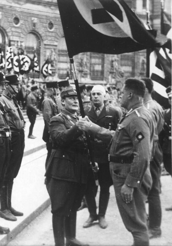 Nationalsozialistischer Gauparteitag in Wien