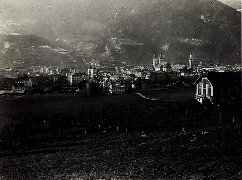 Brixen, Gesamtansicht. von K.u.k. Kriegspressequartier, Lichtbildstelle - Wien