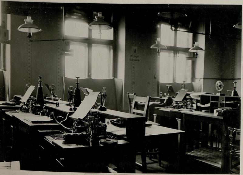 Hughes Zimmer von K.u.k. Kriegspressequartier, Lichtbildstelle - Wien
