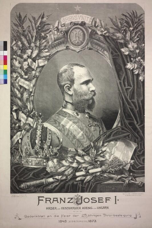 Franz Joseph I., Kaiser von Österreich von Katzler, Vinzenz