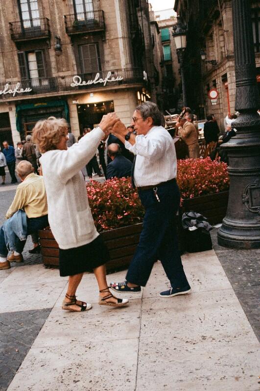 Tanz von Heydecker, Joe J.