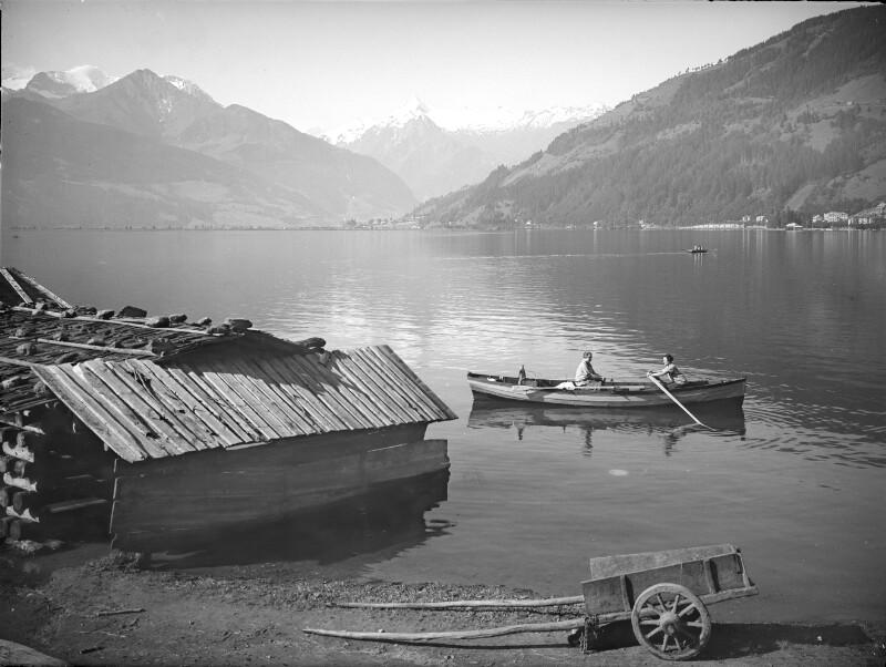 Zeller See von Halbhuber, Leopold