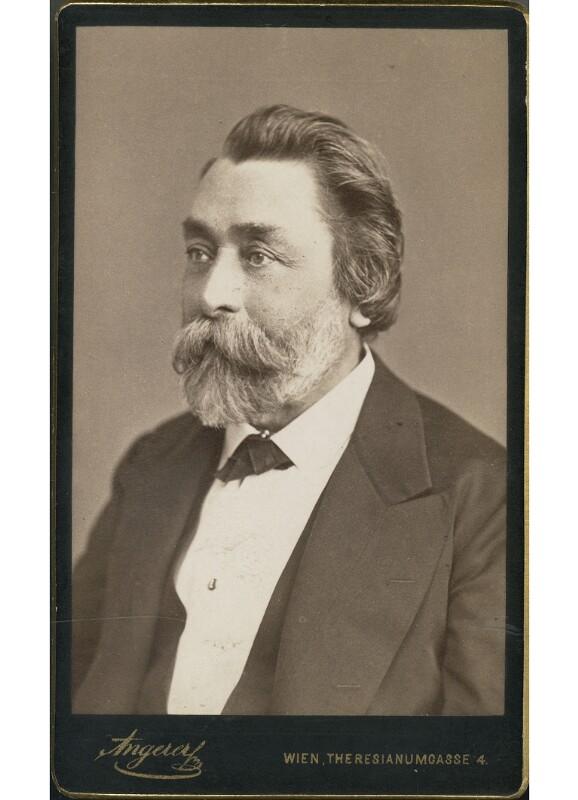 Hansen, Theophil von von Angerer, Ludwig